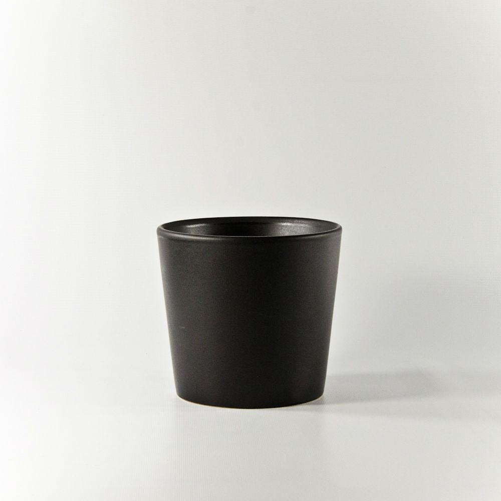 Index of imagesvasesceramic black tapered ceramic vase cpr83bkg reviewsmspy